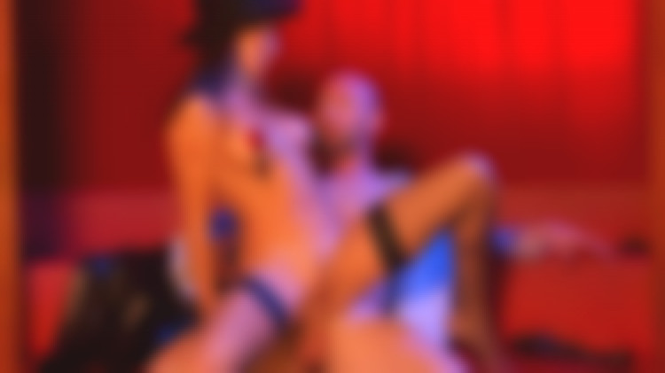 Hardcore fucking and sucking for a sexy gogo girl in a cabaret club, starring Judith Fox